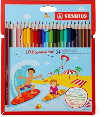 Stabilo Farbstifte Aquacolor 24