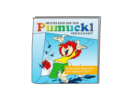 tonies® Pumuckl - Spuk in der Werkstatt/Das verkaufte Bett (DE) Hörspiel
