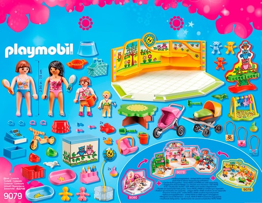 Playmobil City Life Magasin pour bébés 9079