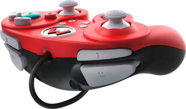 Pdp Wired Smash Pad Pro Mario