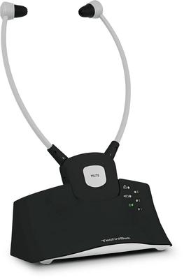 Technisat Stereoman ISI 2 - Schwarz In-Ear Kopfhörer