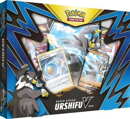 Pokémon P-EN Urshifu V Box (ENG) Gesellschaftsspiel