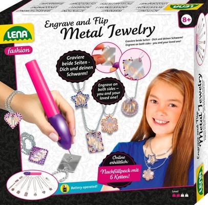 LENA® Set creativo Metal gioiello Gioielleria