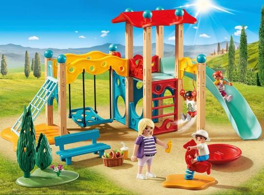 Playmobil Grosser Spielplatz