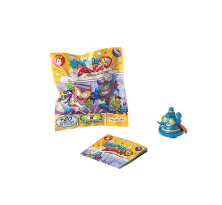 Superzings 4 50 One Pack Spielset