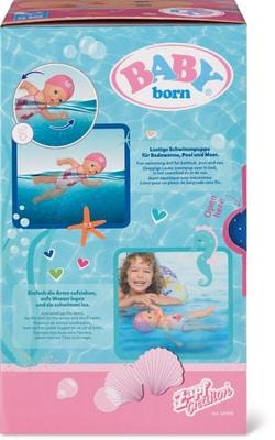 Zapf Creation Baby Born My first Swim Girl Puppe