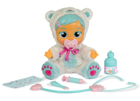 IMC TOYS Crybaby Kristal Cry Babies Puppenset