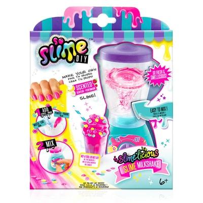 Slimelicious Milkshake DYI Experimentieren