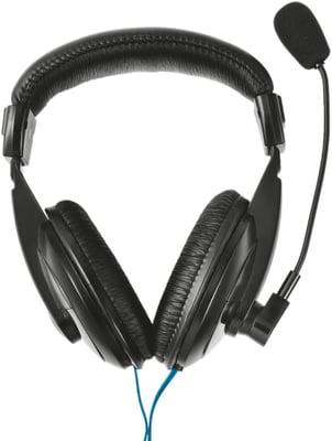 Trust-Gaming Quasar Headset Klinke noir Headset