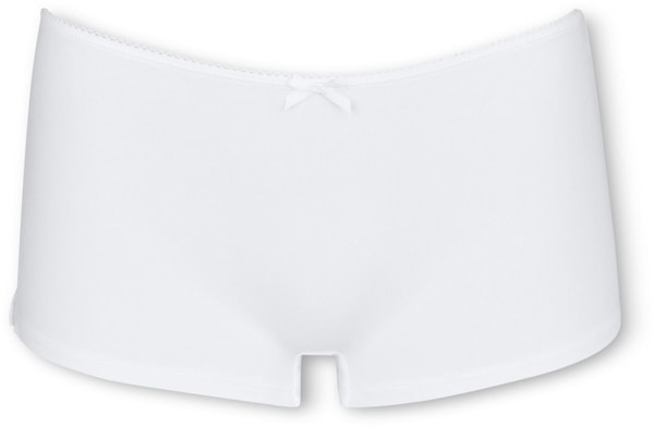 Damen Shorty 3er Pack grau