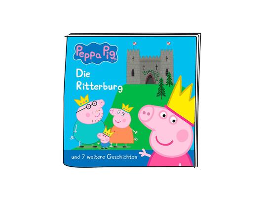 tonies® Peppa Wutz Die Ritterburg (DE) Hörspiel
