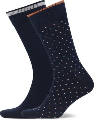 John Adams Herren Socken Dots 2er Pack