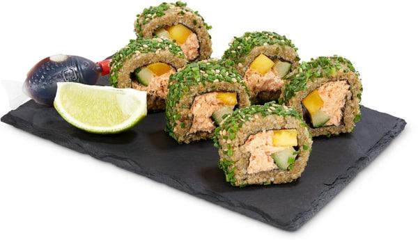 YOU Quinoa Sushi salmone