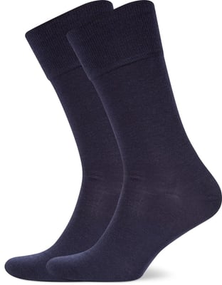 John Adams Herren Socken Cotton & Wool 2er Pack