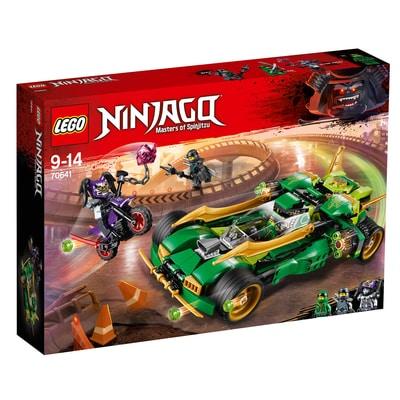 Lego Ninjago 70641 Nightcrawler Ninja