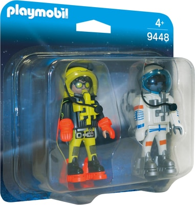 Playmobil 9448 Esploratori spaz