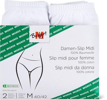Damen Slip Midi