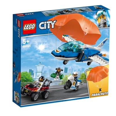 LEGO City 60208 L'arrestation