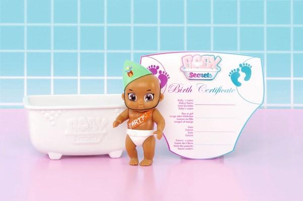 BABY SECRETS SINGLE PACKS MISTERY