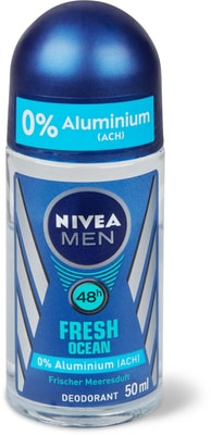 Nivea Men Deo Roll-on Fresh Ocean