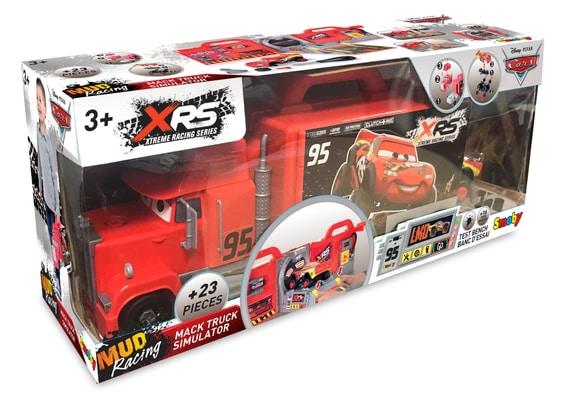 Disney Cars Mack Truck Simulator