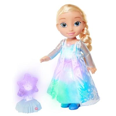 Elsa con fiocco di neve magico Disney Frozen