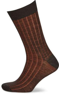 HERREN SOCKEN OFFICE 1ER PACK d'braun