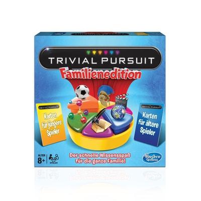 Trivial Pursuit familiy edition (D)