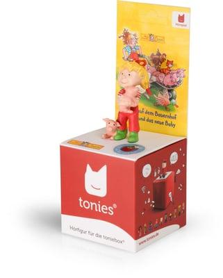tonies® Conni - Conni auf dem Bauernhof/Conni und das neue Baby (DE) Histoires audio