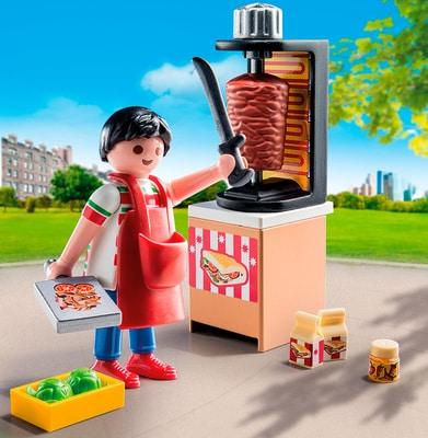 Playmobil Special Plus Vendeur de kebab 9088