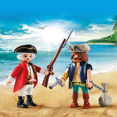 Playmobil 9446 Pirata e Soldato