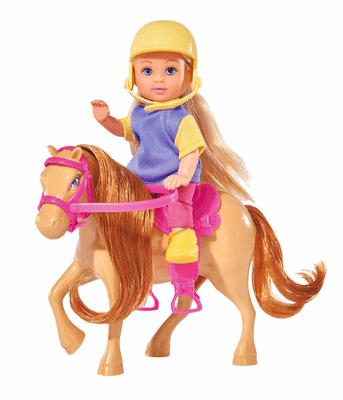 Simba Steffi Love Horse Training Puppenset
