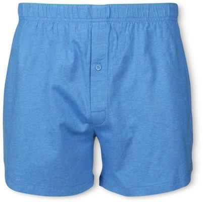 Herren Boxershorts blau