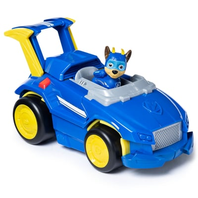 Véhicules transformables Mighty Pups Super Paws Powered Up Paw Patrol