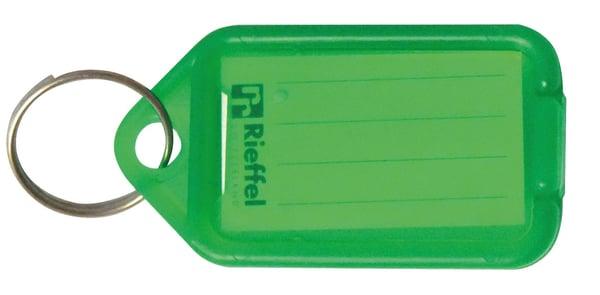 Porta-chiavi verde