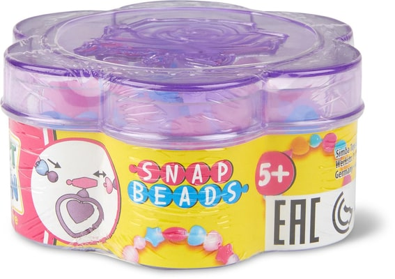 Art & Fun Snap Beads 2 ass