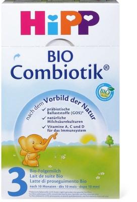 Bio HiPP Combiotik latte di proseguimento 3