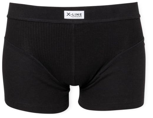 Pantaloncini uomo nero
