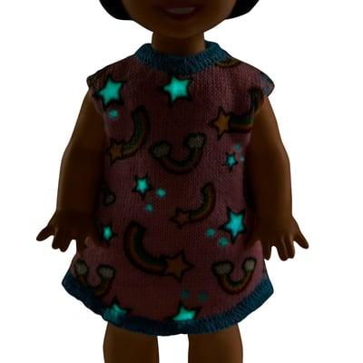 Barbie GHV87 Skipper Babysitter Playset Set di bambole