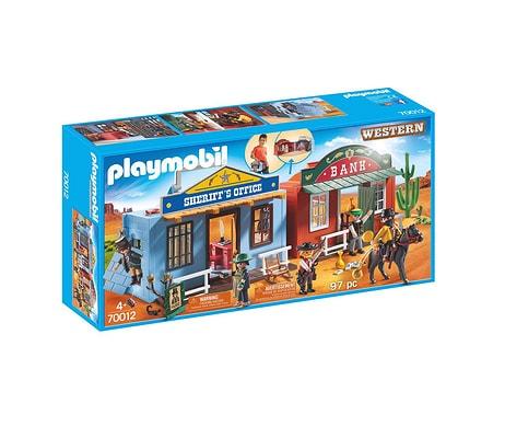 PLAYMOBIL 70012 Coffret de Far-West