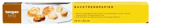 Tangan N°33 Backtrennpapier Rolle