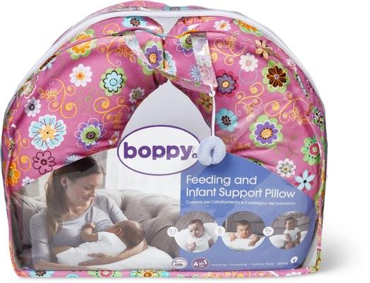 Boppy Coussin Allaitement coton
