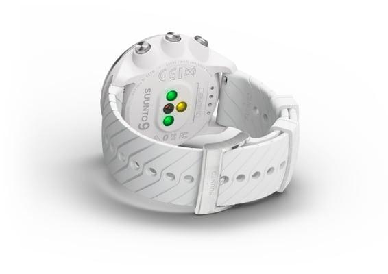 Suunto 9 Cardiofréquencemètre