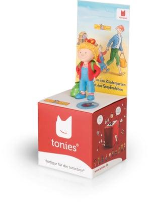 tonies® Conni - Conni kommt in den Kindergarten/Conni macht das Seepferdchen (DE) Hörspiel