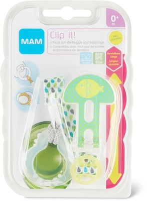 MAM Clip it