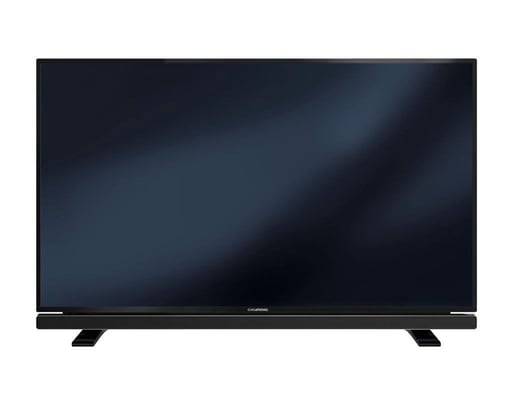 grundig 43 gfb 6625 schwarz led fernseher migros. Black Bedroom Furniture Sets. Home Design Ideas