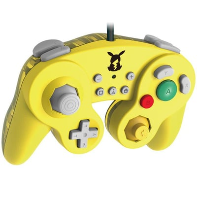 Hori Nintendo Switch - Battle Pad - Pikachu Controller