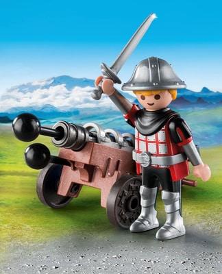PLAYMOBIL® Ritter mit Kanone