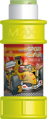 bubble world Maxi Sports Cars Bubbles Seifenblasen