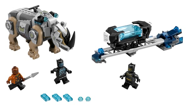 Lego Marvel Super Heroes 76099